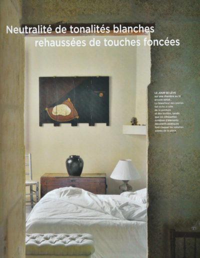 Audet fils dans le Magazine Maison & décors N°236